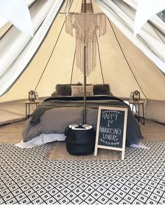 Bell Tent Glamping, Yurt Tent, Family Glamping, Luxury Glamping, Luxury Tents, Glam Camping, Camping Glamping, Woodlands Camping, Yurt Living