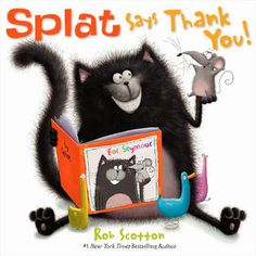 Update: Splat Says Thank You!