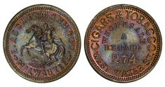 Civil War token - Wikipedia
