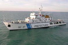 """Los Guardacostas de la Prefectura Naval argentina reciben el modernizado GC-27 """"Prefecto Fique""""-noticia defensa.com"""