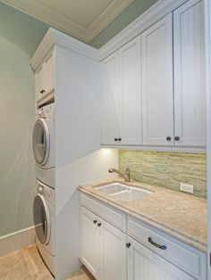 perfect laundry room ideas stacked washer dryer with laundry room
