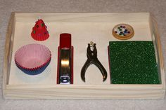 Turning Christmas Crafts into Montessori-Oriented Activities at Living Montessori Now