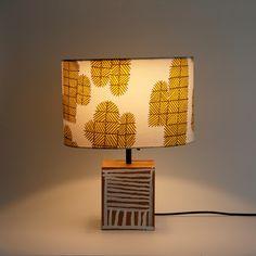 IDEE SHOP Online POOL マチマチの灯り Cactus Yellow: ランプデザイン家具 インテリア雑貨: