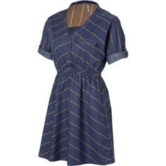 There's no time like summertime, so enjoy the long days to the fullest in the Arbor Jackie Women's Dress. The lightweight organic cotton fabric and a mid-thigh length provide a cool, breezy feel, making it perfect for sunny days and warm summer nights.