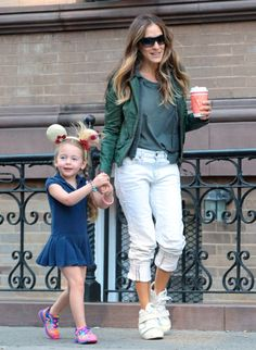 Sarah Jessica Parker's Minnie Fashionistas
