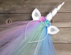 Corne de licorne princesse poney Celestia bandeau avec voile de tulle, mlp personnage, rose, cosplay, accessoire de coiffure, les filles, enfant, adulte, mon petit P