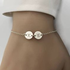The sterling silver bracelets have actually been popular among females. These bracelets are offered in various shapes, sizes and styles. 14k White Gold Earrings, Silver Necklaces, Sterling Silver Bracelets, Beaded Bracelets, Silver Rings, Diamond Earrings, Hoop Earrings, Leaf Jewelry, Cute Jewelry