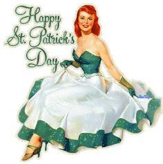Happy St Patricks Day - pin-up-girls Photo