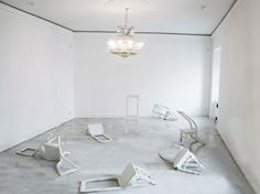 Le Cercle Ferme by Martine Feipel & Jean Bechameil | Yellowtrace.