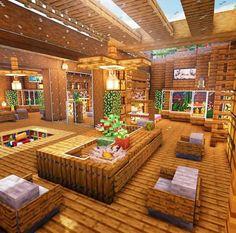 Minecraft House Plans, Minecraft Mansion, Minecraft Houses Survival, Easy Minecraft Houses, Minecraft House Tutorials, Minecraft House Designs, Minecraft Decorations, Amazing Minecraft, Minecraft Blueprints