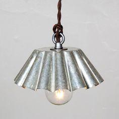 Rustic Modern Vintage Industrial Brioche Tin by FleaMarketRx, $130.00