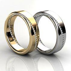 Men's Radiance Ring : Designer Jewellery On The Award Winning Jewellery Marketplace