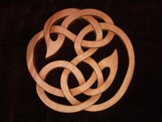 Pictish Knotwork from the Book of Kells - sold to a private collector