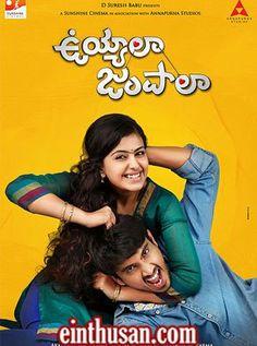 Uyyala Jampala Telugu Movie Online - Avika Gor and Raj Tarun. Directed by Virinchi Varma. Music by Sunny M.R.. 2013 [U] ENGLISH SUBTITLE