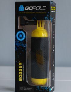 GoPole BOBBER! floating grip accessory for GoPro Cameras