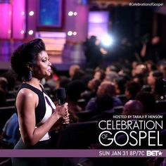 #Empire TONIGHT Im hosting #CelebrationofGospel the biggest praise party of the year -- and youre all invited! Tune in to @BET at 8P/7C and make sure you have on your dancing shoes!  by tarajiphenson TONIGHT Im hosting #CelebrationofGospel the biggest praise party of the year -- and youre all...