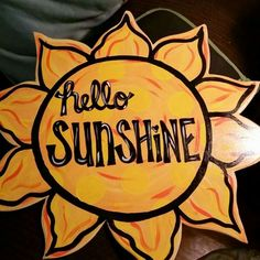 It's that time...oh sweet sunshine  and summer time we miss you so and we are ready for you to return to us! Don't forget you can always request what you would like for your door hanger to say!