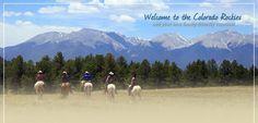 Elk Mountain Ranch: Hiking, Horseback Riding, Whitewater Rafting, Riflery, and Fishing
