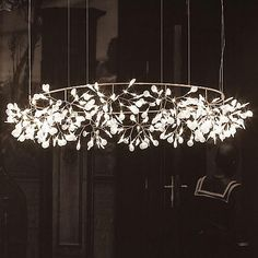 Buy Moooi / Suspension LED Lamp / Heracleum The Big O 8718282296319 at Select Interior World ✅ Only original products ⏩ Free worldwide shipping! Led Chandelier, Pendant Lamp, Pendant Lighting, Chandeliers, Moooi Lighting, Luxury Lighting, Modern Lighting, Lighting Design, Modern Lamps