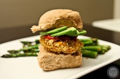 Mexican Millet Burgers