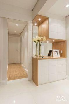 . Foyer Design, Home Room Design, Home Interior Design, Living Room Designs, House Design, Flat Interior, Kitchen Interior, Home Entrance Decor, Home Decor