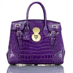 Ralph Lauren Handbags Collection & more details