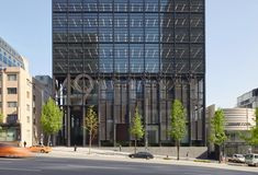 Shinsegae HQ by Olson Kundig in Seoul, South Korea