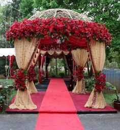 Recent event by South Jersey Party India Wedding Decorations, Diy Birthday Decorations, Balloon Decorations Party, Wedding Entrance, Wedding Mandap, Mandap Design, Beauty And Beast Wedding, Marriage Decoration, Indian Wedding Planning