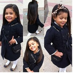 this little girl is gorgeous! Kids fashion
