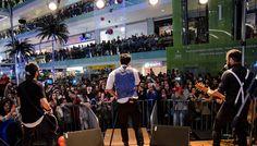 ΜΕΛΙSSES @ Christmas Live Stage Athens Metro, Stage, Live, Concert, Christmas, Natal, Xmas, Recital, Weihnachten