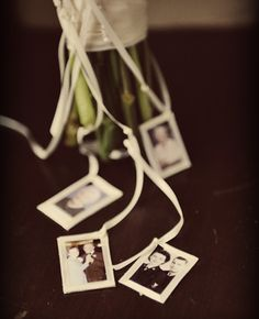 pictures of people who have passed away and cant be there at your wedding.