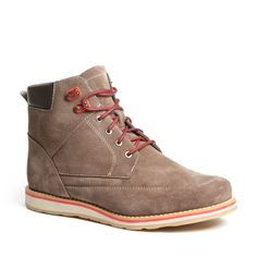 Clayton Mens Winter Cold-Weather Boots - Mens Italian suede boots - Mens taupe suede boots - Mens taupe suede boots - Mens waterproof boots - Handmade wool lined boots. Anfibio Boots® waterproof handcrafted winter boots are made in Montreal, Canada. Luxurious craftsmanship guarantees long-lasting comfort. Anfibio's handmade winter walking boots are warm and durable. Shop men's winter boots, men's snow boots, men's boots, men's cold weather boots, men's winter fashion…