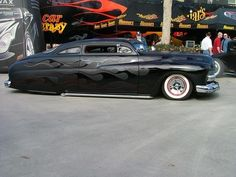 Gloss Black over flat Black... that is sweet