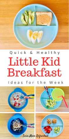 Toddler meals 655555289497005984 - Breakfast meals for toddlers and little kids for the week. These easy and healthy breakfast food ideas are simple to make and good for busy school mornings with little kids and toddlers! Source by twinmomrefreshed Healthy Toddler Meals, Toddler Lunches, Healthy Breakfast Recipes, Breakfast Meals, Healthy Snacks, Toddler Food, Healthy Toddler Breakfast, Breakfast Crepes, Food Design