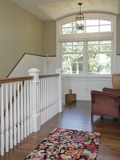 Traditional Staircase Newel Post Design, Pictures, Remodel, Decor and Ideas - page 12