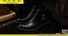 New 2014 leather man boots winter men boots high quality fashion warm Brand ankle boots 1366size38-43
