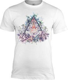 Secret Garden Tiger T-Shirt (Men)
