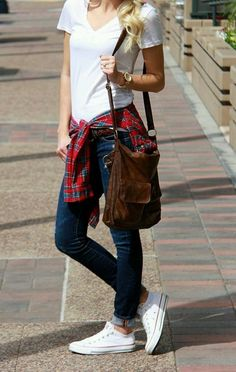 Casual look fashionista moda, moda para damas, outfits Look Fashion, Fashion Beauty, Autumn Fashion, Womens Fashion, Fashion Fashion, Fashion Ideas, Fashion Blogs, Fashion Pants, Modest Fashion