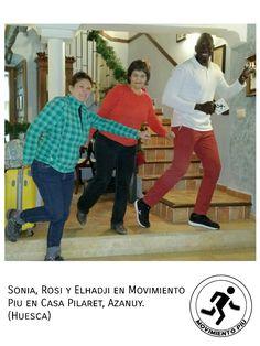 Movimiento Piu en Huesca.
