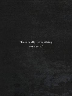 Eventually, everything connects - Reval Denim Guild philosophy