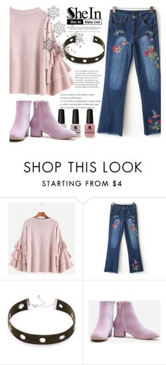 """""""SheIn 8/II"""" by saaraa-21 ❤ liked on Polyvore featuring Victoria's Secret and shein"""