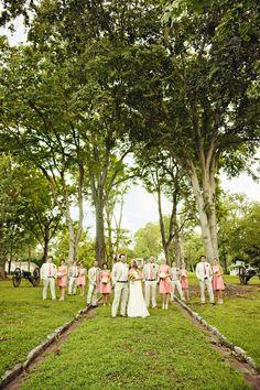 Savvy Deets Bridal: Real Weddings: Lora & Robb's Quaint Backyard Barn Wedding