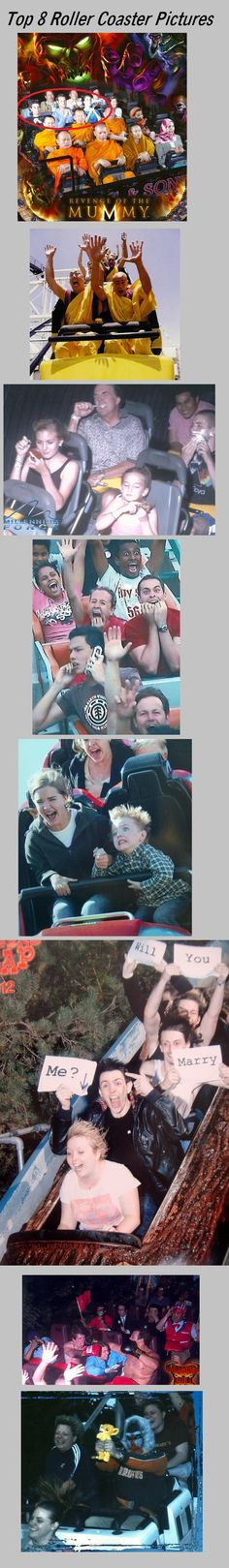 my brother and I use to do this at Kings Island, but nothing this funny and good, lol
