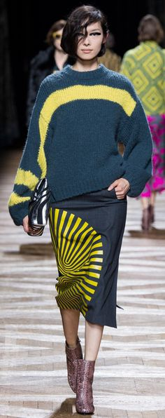 Dries Van Noten - Fall 2014
