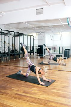 Body-changing tips straight from Tracy Anderson!