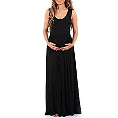 6 Gorgeous Maternity Maxi Dresses To Show Off Your Baby Bump - Kaboutjie Maternity Maxi, Maternity Fashion, Stylish Maternity, Maternity Clothing, Maternity Underwear, Fashion Dresses, Maxi Dresses, Pregnancy Stages, Fashion Group
