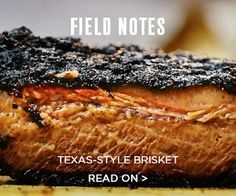 Fast shipping, the official YETI store. Brisket Rub, Smoked Brisket, Grilling Recipes, Beef Recipes, Smoker Recipes, Good Food, Yummy Food, Yummy Yummy, Delish