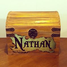 Treasure Chest Medium on Etsy, $60.00