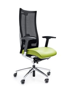 ACTION to największy i najnowocześniejszy fotel gabinetowy który jednocześnie zapewnia wygodę i optymalną pozycję ciała. Fotel cechuje wyjątkowo ergonomiczny charakter dzięki możliwości płynnej regulacji kąta nachylenia siedziska i oparcia, dzięki regulowanemu podparciu odcinka lędźwiowego kręgosłupa oraz szerokim, regulowanym podłokietnikom. #profim #lobos #meble #krzeslo #praca #meblebiurowe #furniture #office #work #design