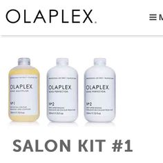 Olaplex ($300) is on sale on Mercari, check it out! https://item.mercari.com/gl/m727883727/
